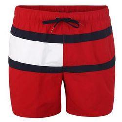 87e7e751b6c43b Tommy Hilfiger Underwear Szorty kąpielowe 'MEDIUM DRAWSTRING' czerwony,  kolor czerwony
