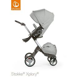 Stokke ® Xplory Wózek Spacerowy V4 Grey