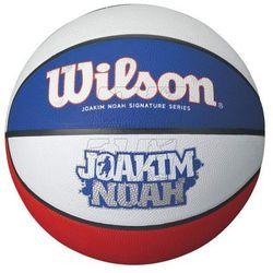 Piłka do koszykówki Wilson Joakim Noah Tricolor WTP000216