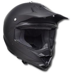 vidaXL Kask do motocross, bez szybki (M) Darmowa wysyłka i zwroty