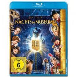 Noc w muzeum 2 [Blu-Ray]