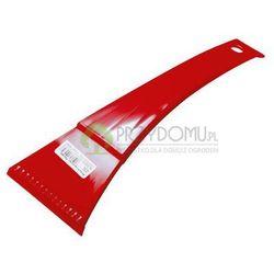 Skrobaczka do szyb ALASKA IZS3 czerwona