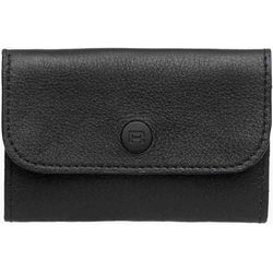 ce01dc03831cf portfel REELL - Essential Leather Black (BLACK)