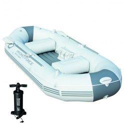 Dmuchany ponton Bestway Marine Pro z pompką i wiosłami 291 cm 65044 Zapisz się do naszego Newslettera i odbierz voucher 20 PLN na zakupy w VidaXL!