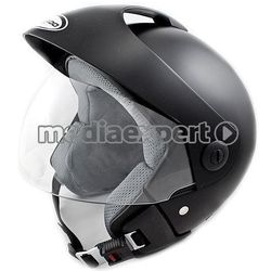 Kask motocyklowy TORNADO GT - CZARNY + DARMOWY TRANSPORT!