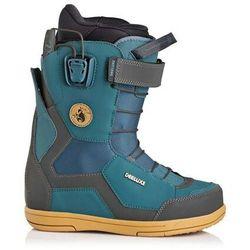 Deeluxe Buty snowboardowe - id 6.3 lara cf petrol (1058)