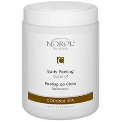 Norel (Dr Wilsz) COCONUT SPA BODY PEELING COCONUT Kokosowy peeling do ciała (PP333) - 500 ml