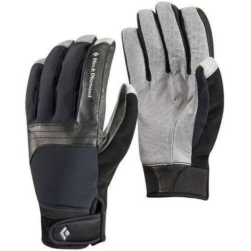 Black Diamond Arc Rękawiczki, czarny/szary M 2021 Rękawice wyczynowe (0793661132813)