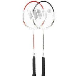 Wish Zestaw rakiet do badmintona alumtec 501k