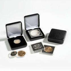 Etui skórzane na 1 monetę NOBILE - wysyłka 24 h!