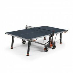 stół tenisowy 500x outdoor niebieski marki Cornilleau