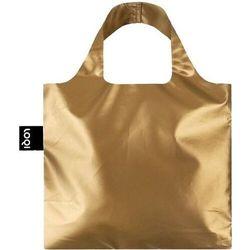 Loqi Torebka metallic mini złota (4260317662537)