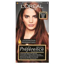 L'oréal paris Loreal recital preference farba do włosów m2 5.25