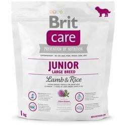 BRIT Care Junior Large Breed Lamb & Rice 1kg - 1kg