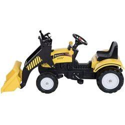 Aosom Koparka ładowarka z łychą traktorek