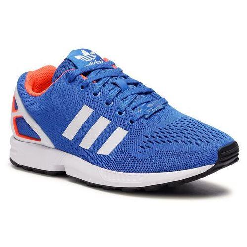 Buty adidas - Zx Flux FW0028 Blue/Ftwwht/Solred, 40-44
