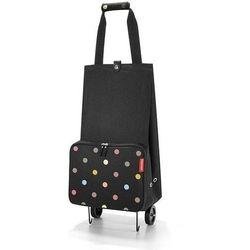 Reisenthel Wózek na zakupy foldabletrolley dots (4012013701061)