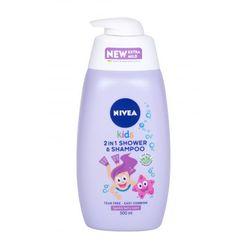 Nivea Kids 2in1 Shower & Shampoo żel pod prysznic 500 ml dla dzieci