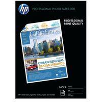 Papiery fotograficzne, Papier fotograficzny HP Photo Professional Laser 200g A4 Matowy