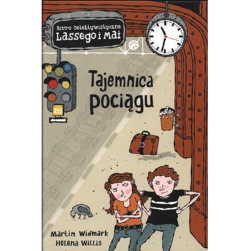 Książki dla dzieci, Tajemnica pociągu (opr. twarda)