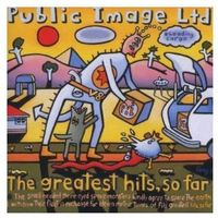 Rock, PUBLIC IMAGE LIMITED - THE GREATEST HITS SO FAR (CD)
