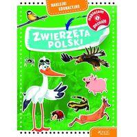 Naklejki, Naklejki edukacyjne. Zwierzęta Polski