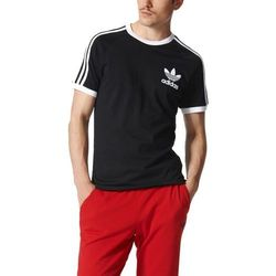 adidas Originals CALIFORNIA Tshirt z nadrukiem black