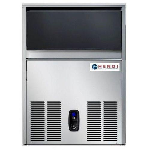 Kostkarki do lodu gastronomiczne, Hendi Kostkarka chłodzona powietrzem wyd. 72 kg/24 h | 880W - kod Product ID