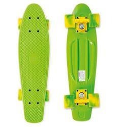 Penny board deskorolka fiszka Street Surfing Beach Board - kalifornijski sen, zielony