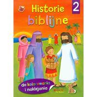 Kolorowanki, Historie biblijne 2. Do kolorowania i naklejania