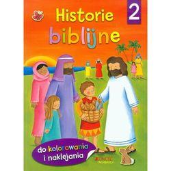 Historie biblijne 2. Do kolorowania i naklejania