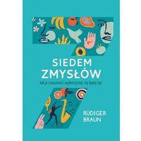 Książki dla dzieci, Siedem zmysłów (opr. miękka)