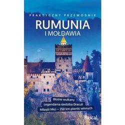 Rumunia i Mołdawia Przewodniki Pascala - (opr. miękka)