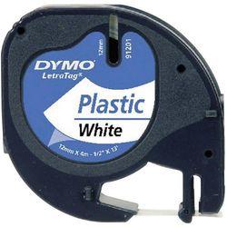 DYMO 12mm LetraTAG Plastic tape taśmy do etykietowania