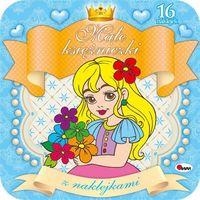 Książki dla dzieci, Małe księżniczki 2-wyprzedaż (opr. miękka)