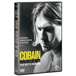 Cobain. Montage of Heck [DVD] - Brett Morgen OD 24,99zł DARMOWA DOSTAWA KIOSK RUCHU