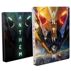 Steelbook PROMISE do gry Anthem (Fluorescencyjny)
