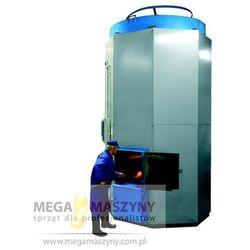 EKOGREŃ Kocioł przemysłowy na ekogroszek EG-300