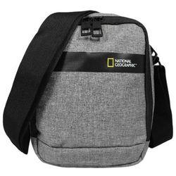 National Geographic STREAM torba na ramię / saszetka / N13102 szara - Light Grey