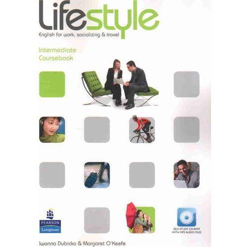 Książki do nauki języka, Lifestyle Intermediate CB /CD gratis/ (opr. miękka)