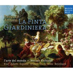 Anfossi: La Finta Giardiniera (CD) - L'arte Del Mondo