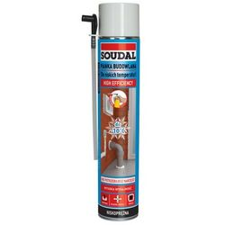 Pianka wężykowa Soudal F22 niskotemperaturowa 750 ml