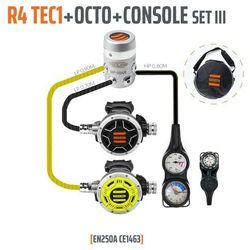 Tecline R4 TEC1 zestaw III z oktopusem i konsolą 3 el. - EN250A