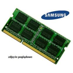 Pamięć RAM 8GB DDR3 1600MHz do laptopa Samsung Series 5 UltraTouch NP540U3C 8GB_DDR3_SODIMM_1600_199PLN_CZ1 (--60%)