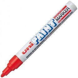 Marker olejowy UNI PX-20, czerwony - Autoryzowana dystrybucja - Szybka dostawa