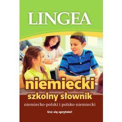 Szkolny Słownik Niemiecko-polski i polsko-niemiecki - Praca zbiorowa (opr. miękka)