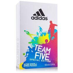 Adidas Team Five 100 ml woda po goleniu