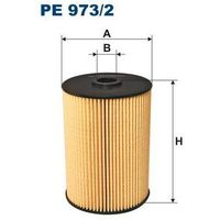 Filtry paliwa, PE973/2 FILTR PALIWA AUDI/VW TDI 03- FILTRON