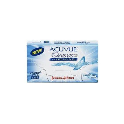 Soczewki kontaktowe, Acuvue Oasys for Astigmatism