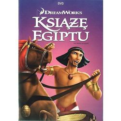Książę Egiptu [DVD]